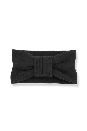 1+inthefamily Abril bandeau - charcoal