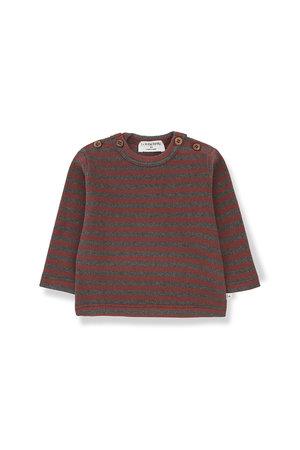 1+inthefamily Sandro t-shirt - brick