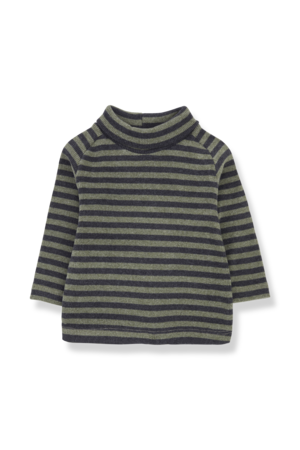1+inthefamily Olivia T-shirt - olive