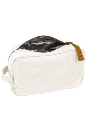 Numero 74 Companion zip pouch L - natural