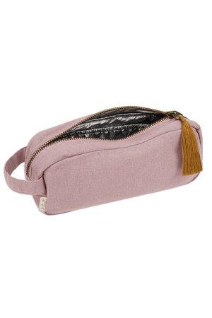 Numero 74 Companion zip pouch M - dusty pink