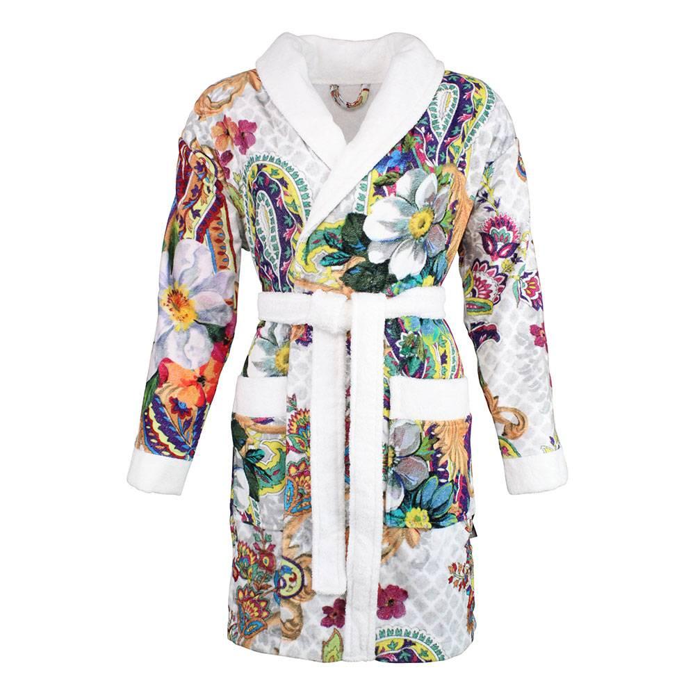 81f568580f7 Melli Mello badjas dames Keyma katoen met sjaalkraag - op voorraad ...