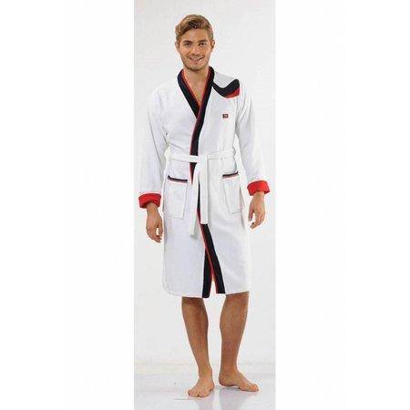 badjas heren Sport wit katoen kimono