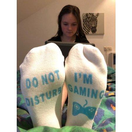 Game sokken - Do not disturb I'm gaming