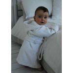 Badjas baby | Te borduren | Badjasjes met naam | Mooi als kraamcadeau!