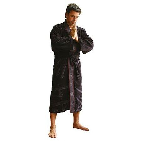 Funky  herenbadjas Samurai katoen kimono