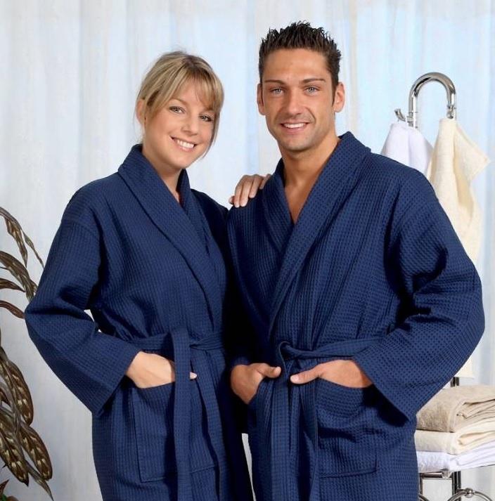 Welke badjassen zijn fijn voor in de sauna?