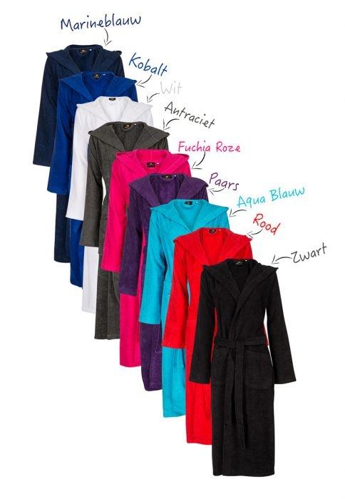 Wat is nu het verschil tussen een saunabadjas en een badjas voor thuis?
