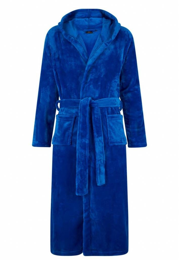 Blauw past bij jou – Badrock blauwe badjassen!