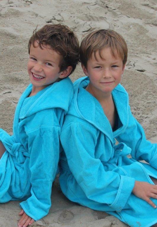 September = Zwemtember | 10% korting op alle badjassen