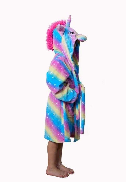 Nieuw: betaalbare gave fleece kinderbadjassen!