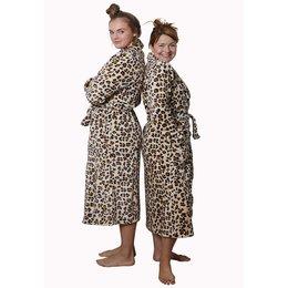badjas dames Wild Thing met sjaalkraag