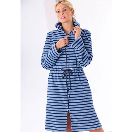 Cawö ritsbadjas voor dames - streep