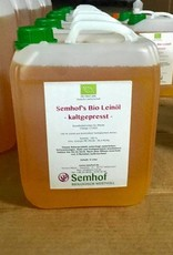 Semhof  Bio Leinöl (Organic Linseed Oil)
