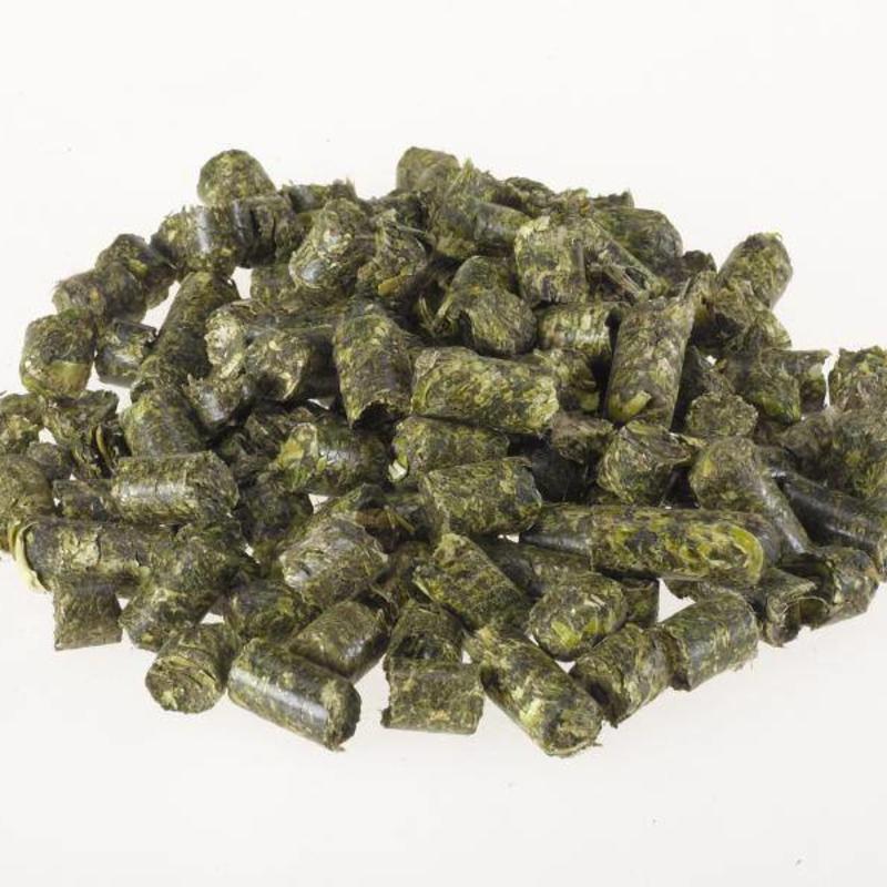 Semhof Bio Luzernepellets (Organic alfalfa Pellets) Fat