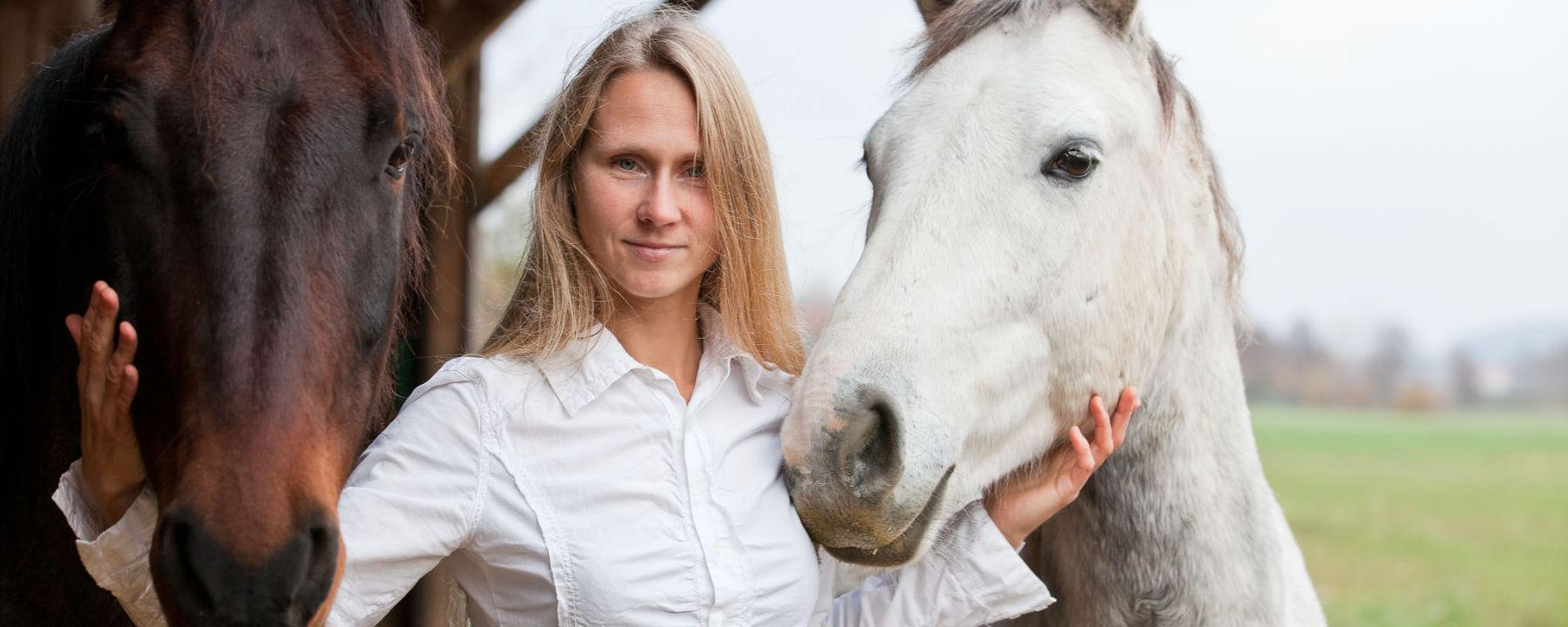 Kompetente Ernährungsberatung mit Herz und Pferdeverstand