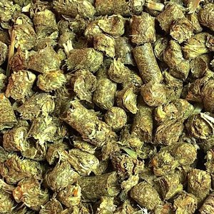 Semhof Bio Grünhirse (Organic Green Millet Pellets)