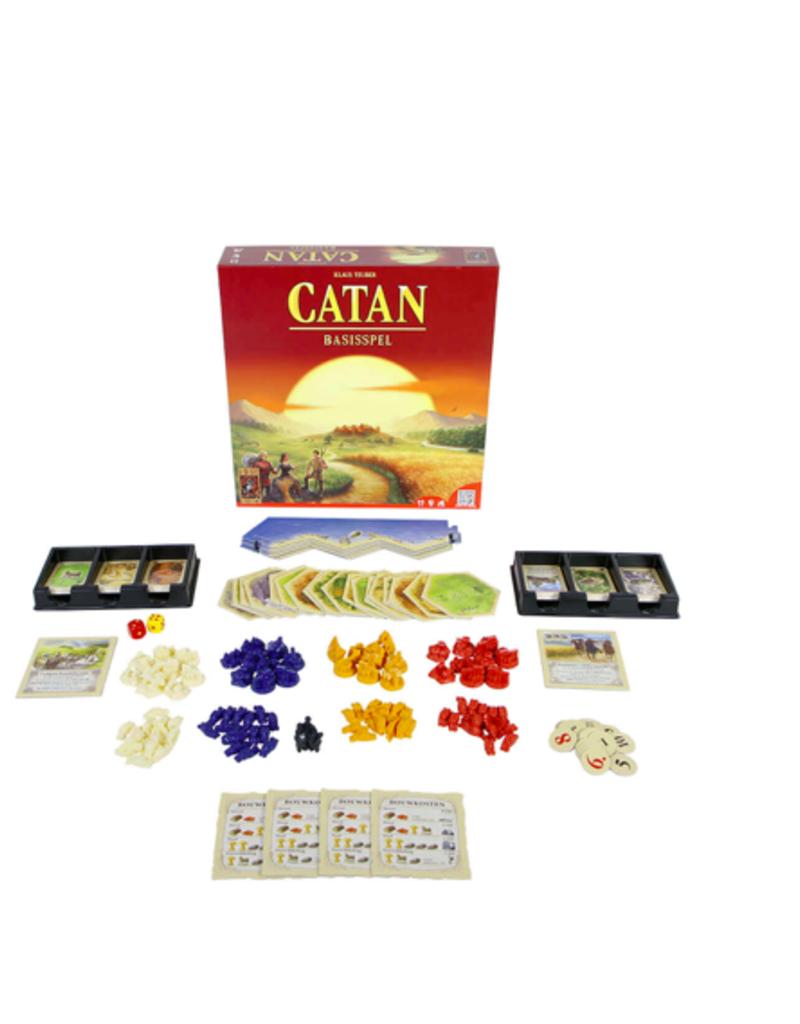De Kolonisten van catan Basisspel