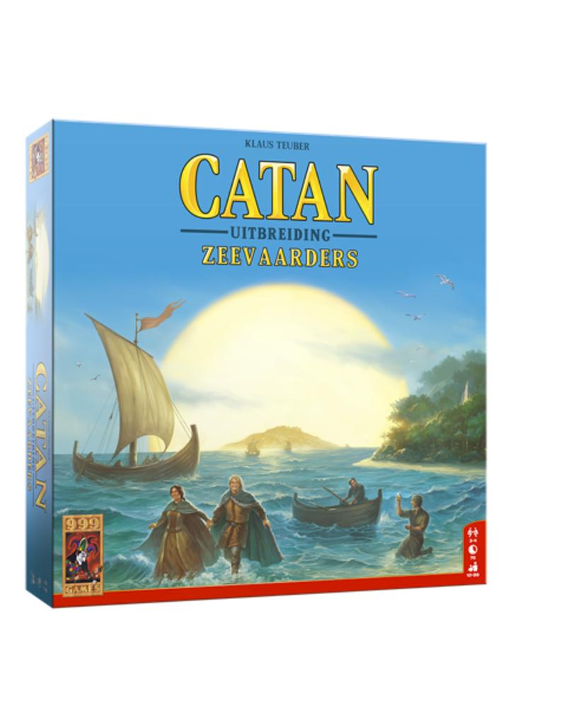 Catan: De Zeevaarders