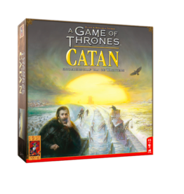 A Game of Thrones Catan - Bordspel