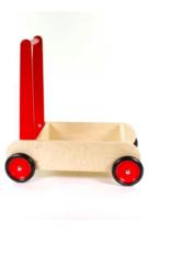 Van Dijk Van Dijk Blokkenwagen Rood