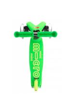 Mini Micro step Deluxe groen - LED