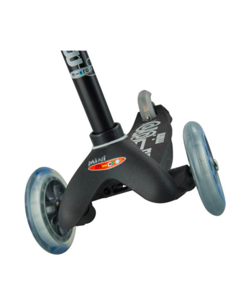 Mini Micro step Deluxe zwart