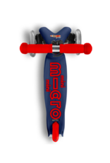Mini Micro step Deluxe Blauw/rood