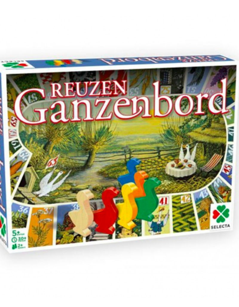 Reuze Ganzebord