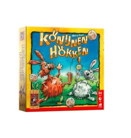 999 Games Konijnen Hokken - Dobbelspel