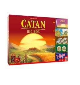 999 Games De Kolonisten van Catan: Big Box - Bordspel