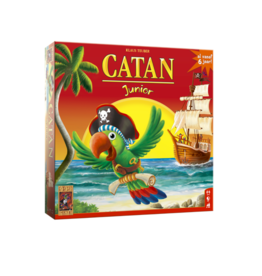999 Games Catan Junior - Bordspel