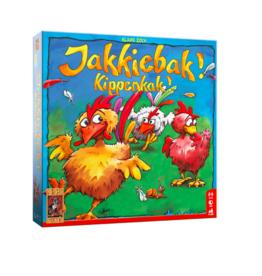 999 Games Jakkiebak! Kippenkak! - Bordspel