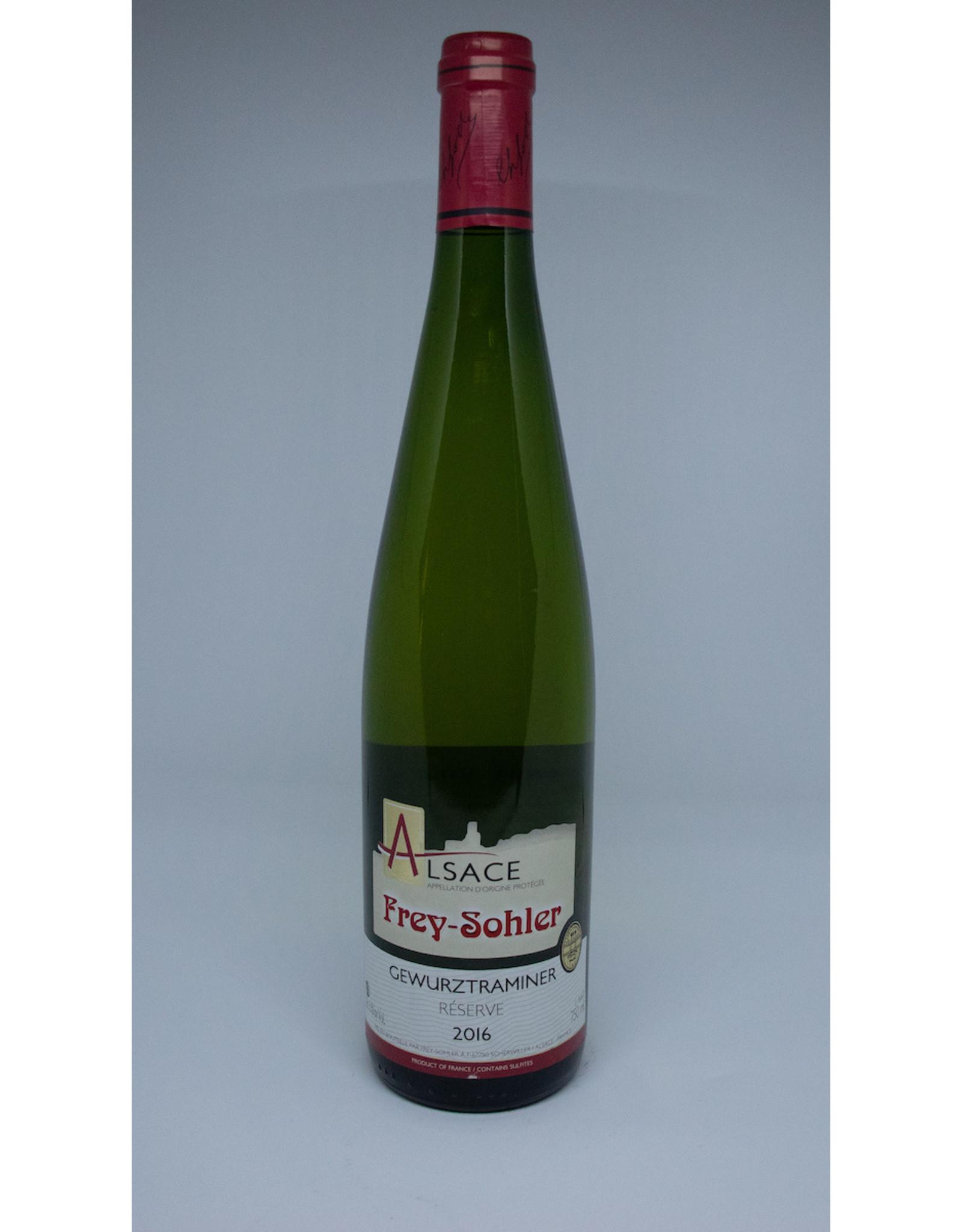 Frey-Solher Frey-Solher Gewürztraminer Reserve