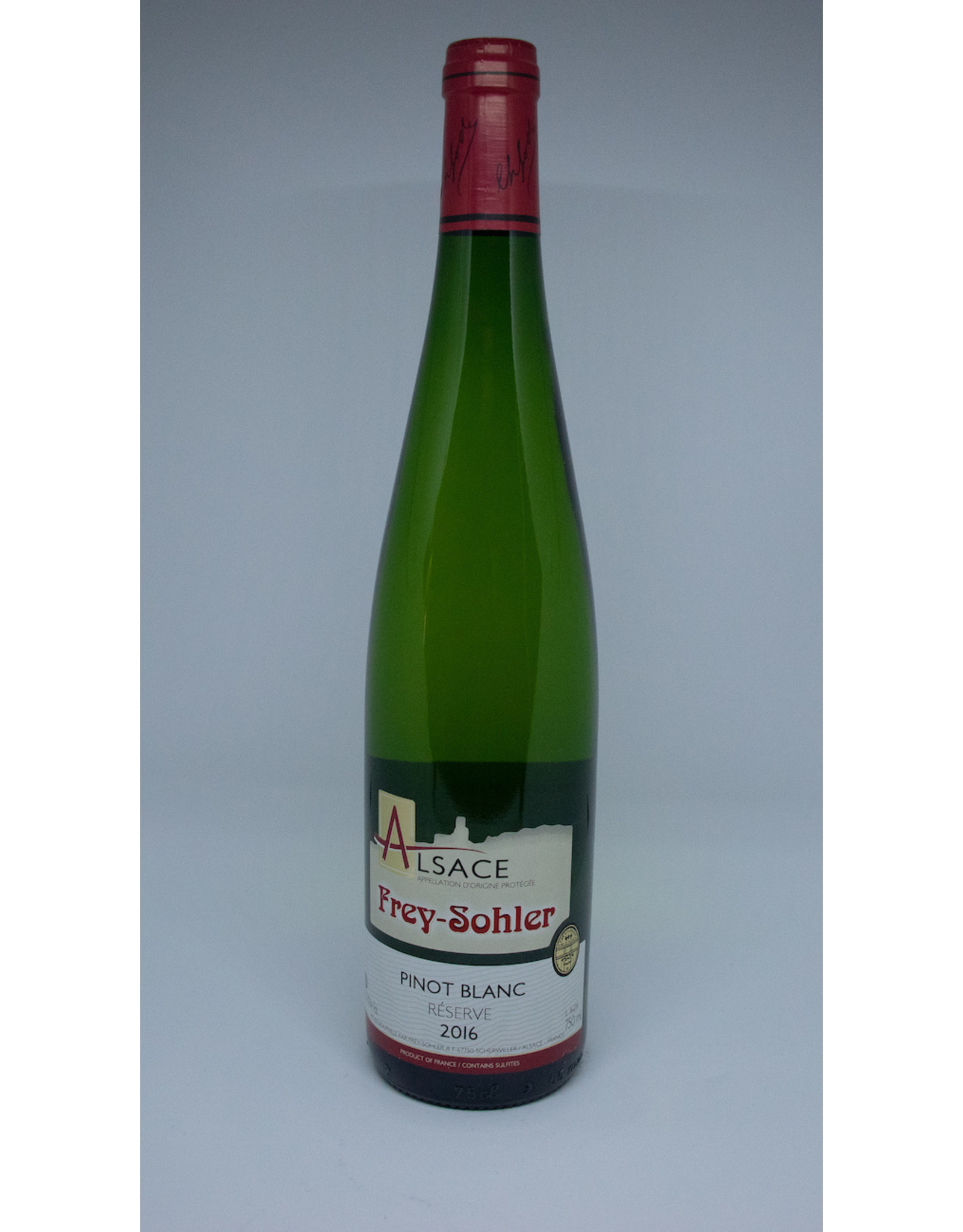 Frey-Solher Frey-Solher Pinot Blanc Reserve