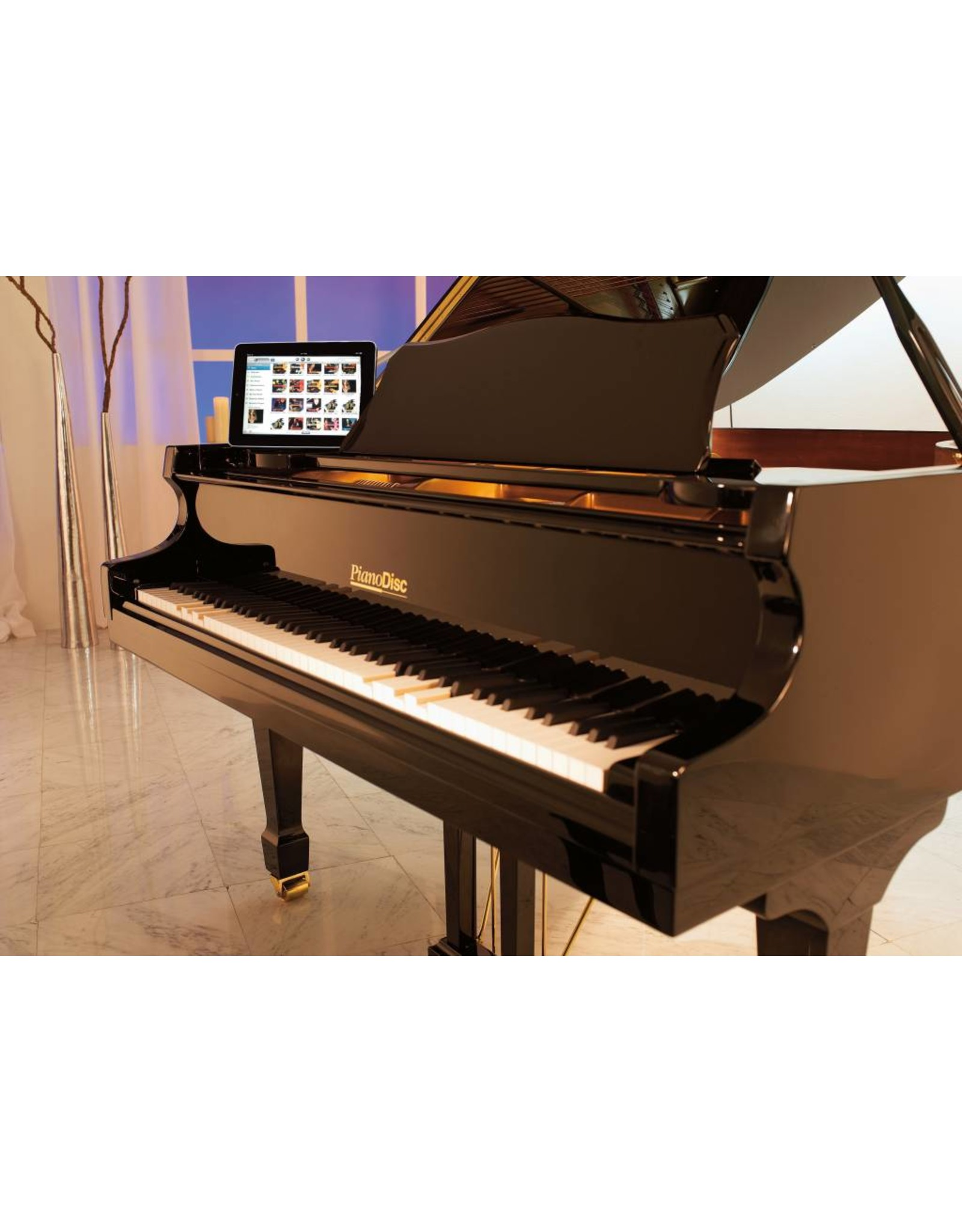 PianoDisc Prodigy Entertainment Package