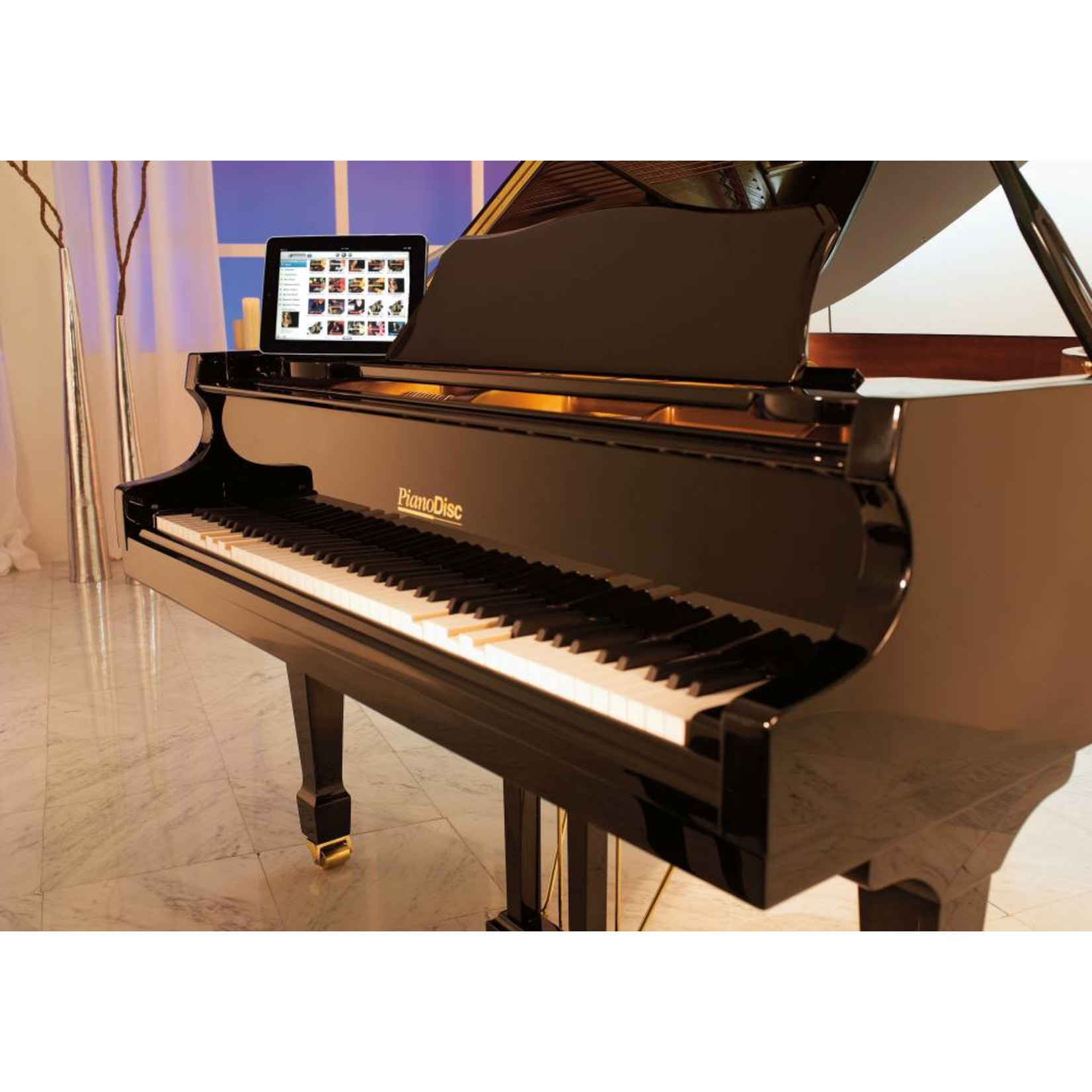 PianoDisc Prodigy Player System - Entertainment Package
