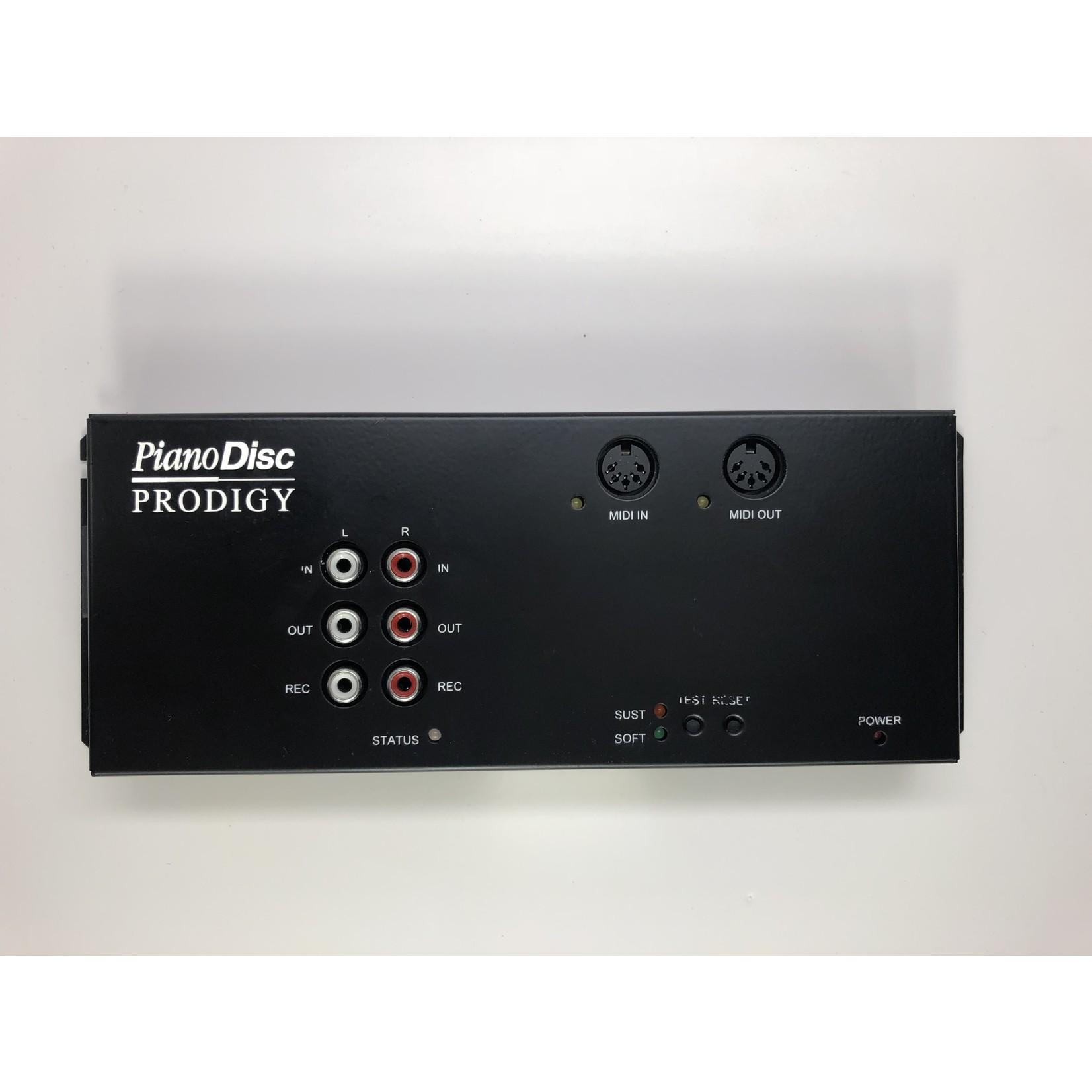PianoDisc SD-1 upgrade für Prodigy