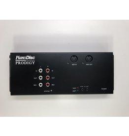 PianoDisc Mise a jour de Prodigy  du système PD SD-1