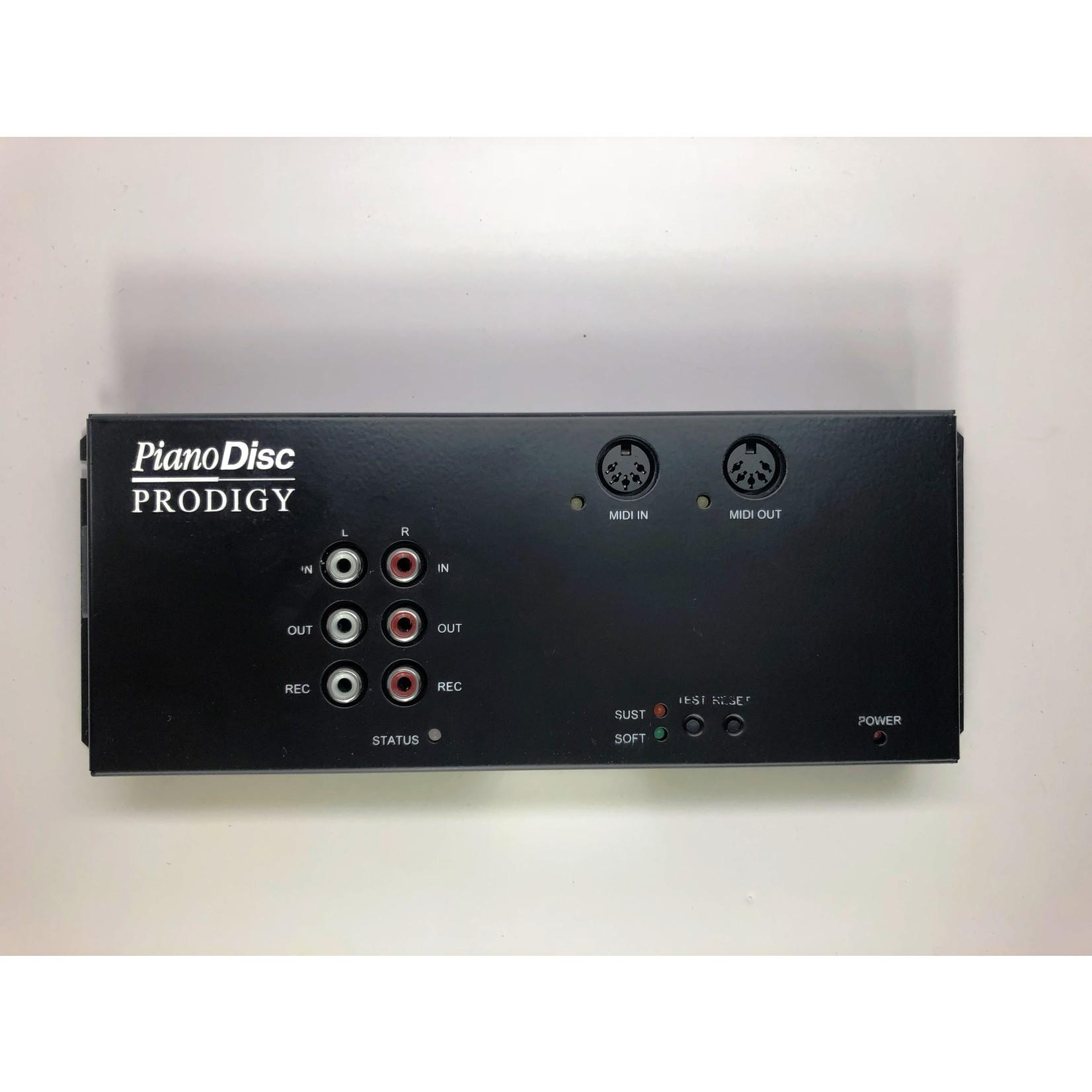 PianoDisc Prodigy HDII Driver CPU, SD4