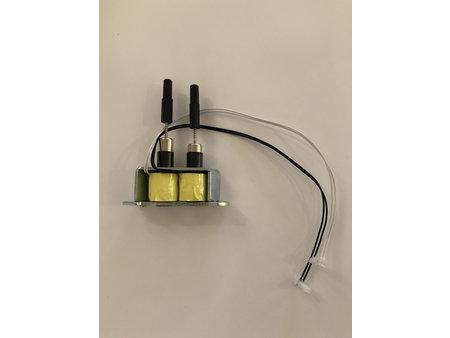 LP profile key solinoid