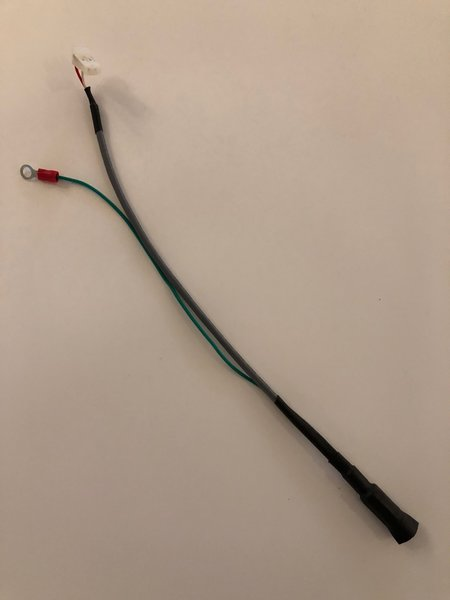 Pedsol RCA female to 2 pin adapter cable