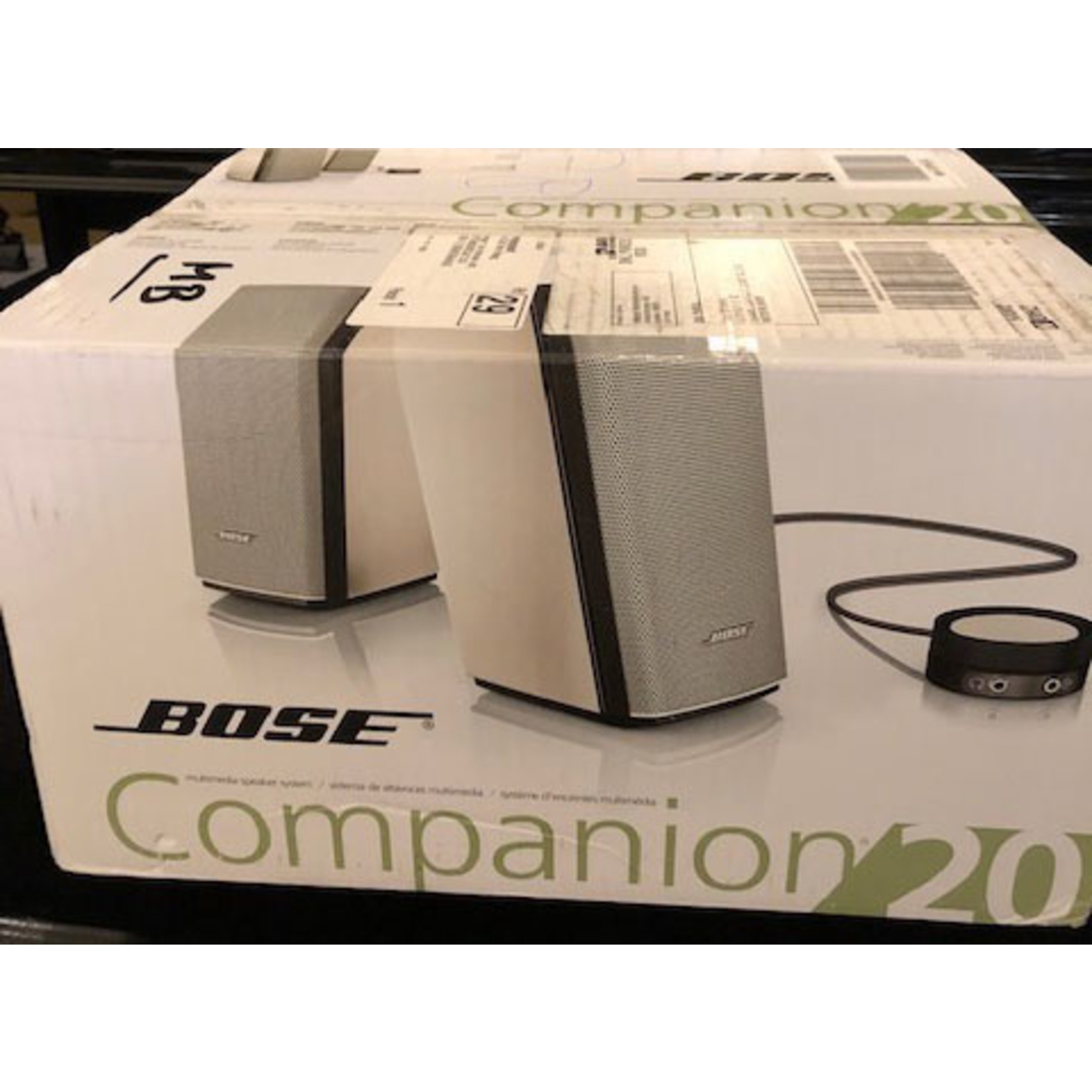 Bose L'orateur Bose