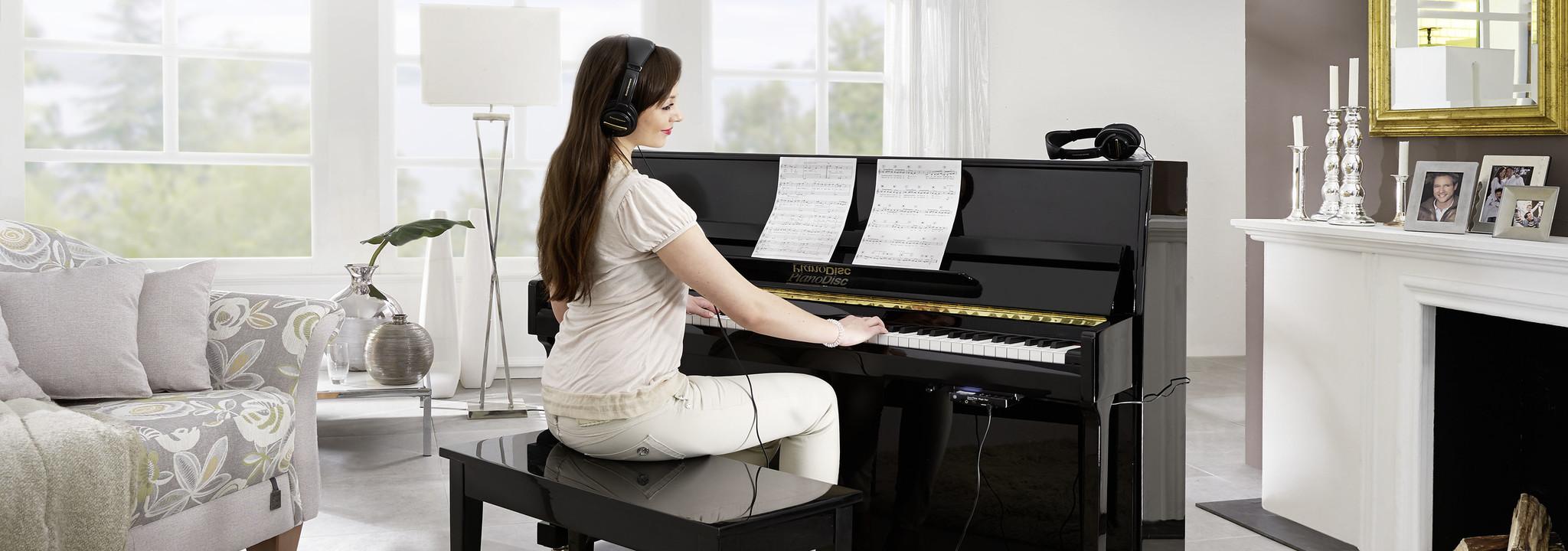Bienvenue dans la boutique en ligne de PianoDisc Europe !