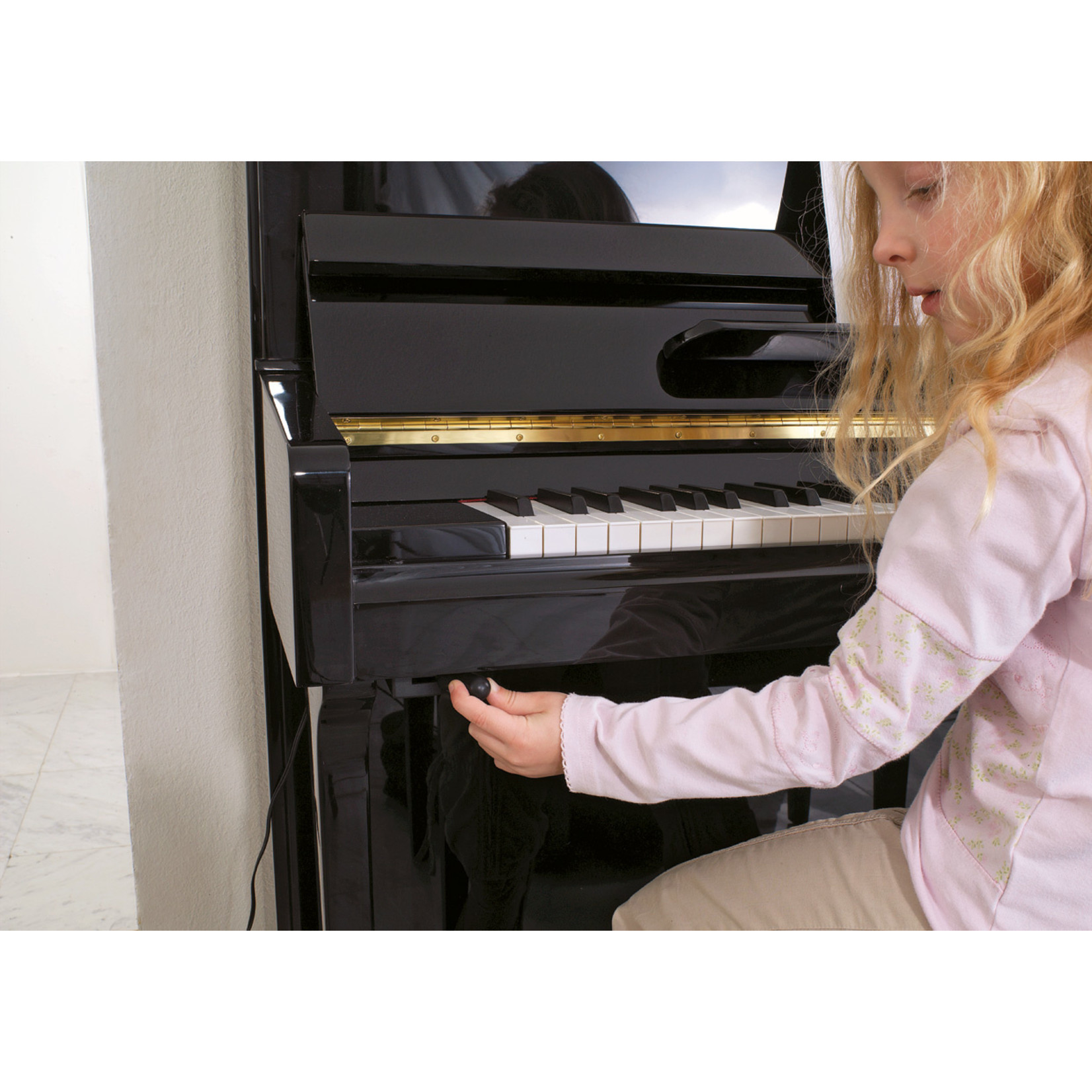 PianoDisc   QuietTime Système de silencieux QuietTime Magic Star V6