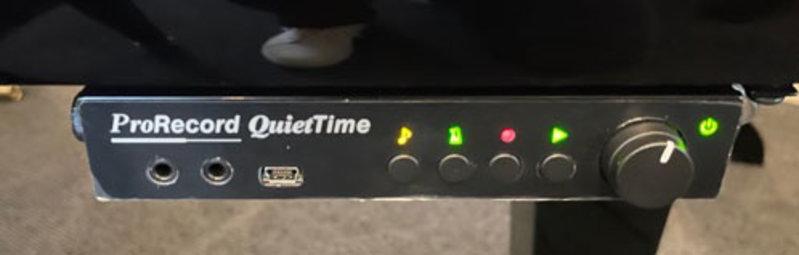 Système de silencieux QuietTime ProRecord X - Mise à niveau