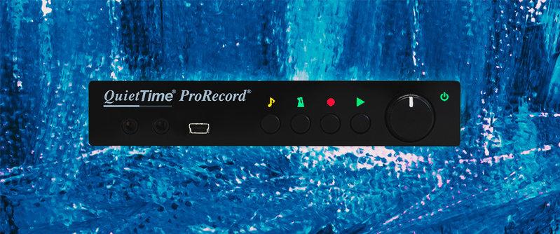QuietTime ProRecord X - Aktualisierung