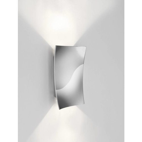 Philips InStyle Feuille LED wall light chrome 336043116
