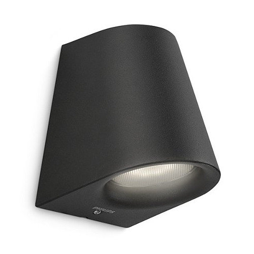 Philips LED Wall Lamp Outdoor myGarden Virga 172873016