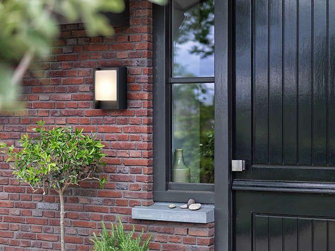 Led wall light outdoor mygarden arbor